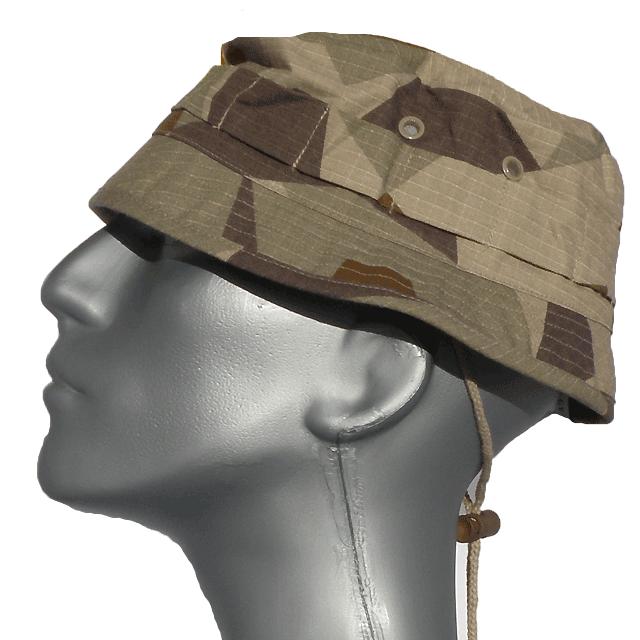 Sideview Bush Hat M90K Desert.