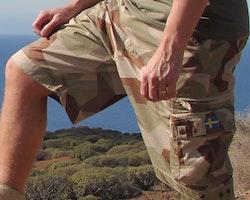 Camp Shorts M90K Desert