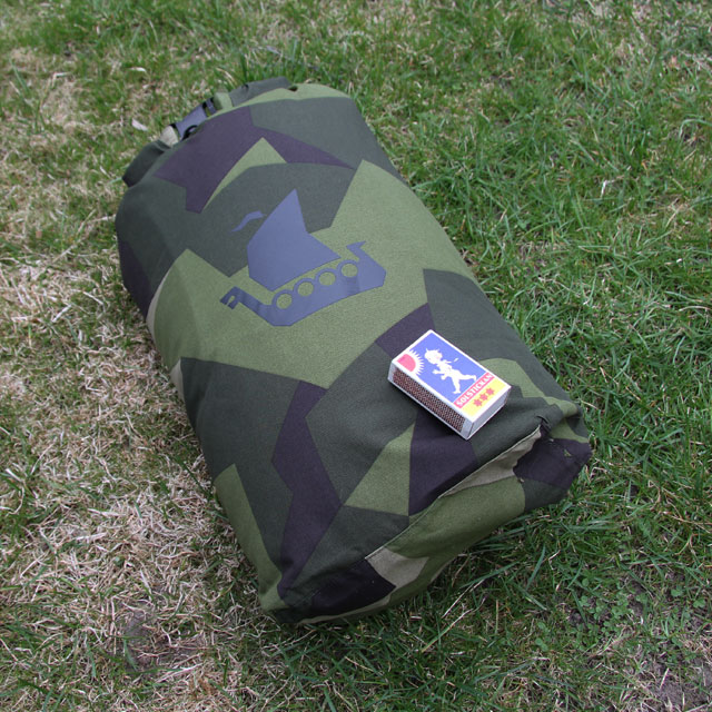 This is a Medium sized M90 Dry Sack