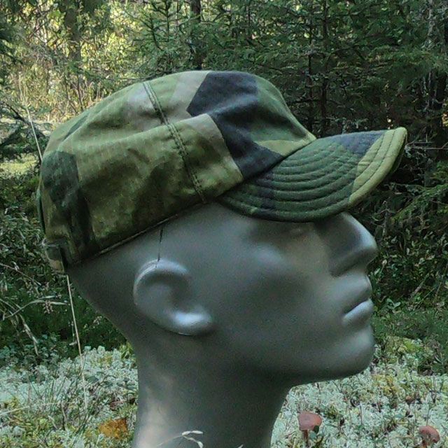 Field Cap M90 in the Swedish forest_1