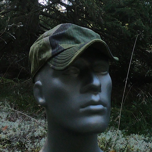 Field Cap M90 in the Swedish forest_2