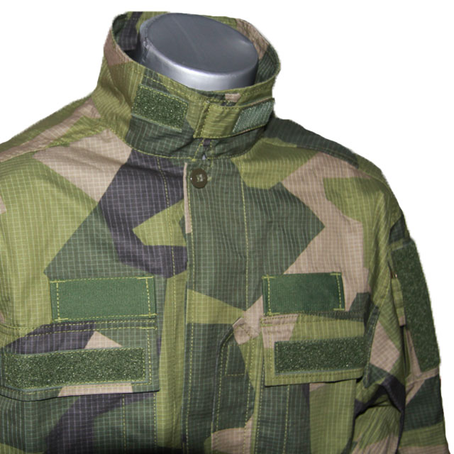 Upper part of a Field Shirt M90.