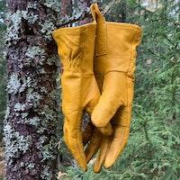 Bushcraft Leather Glove