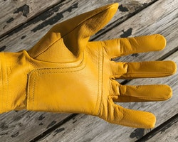 Bushcraft Leather Glove