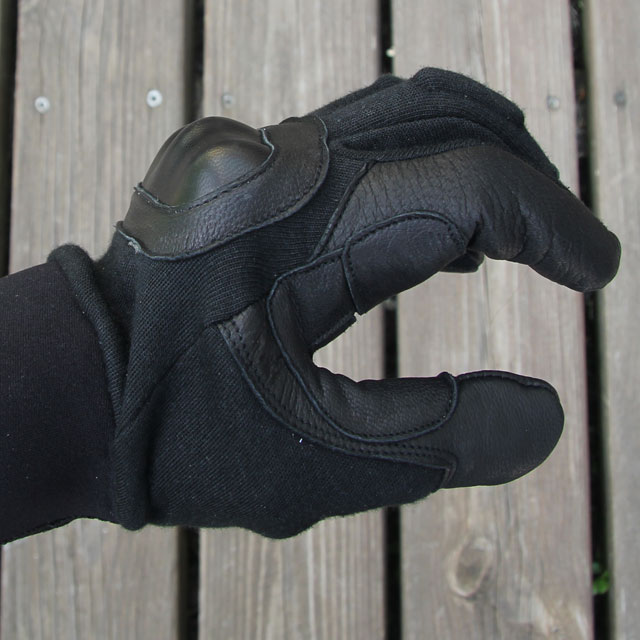 Side view of OPPO Glove