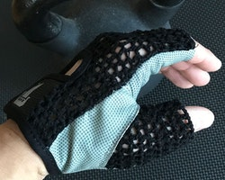 Training Glove Net Black