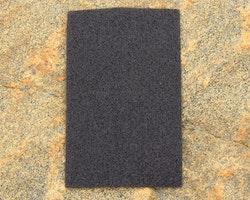 Kardborre Panel 9x14 Greyish Black