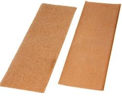 Kardborre Panel Large Tan 10x33 cm