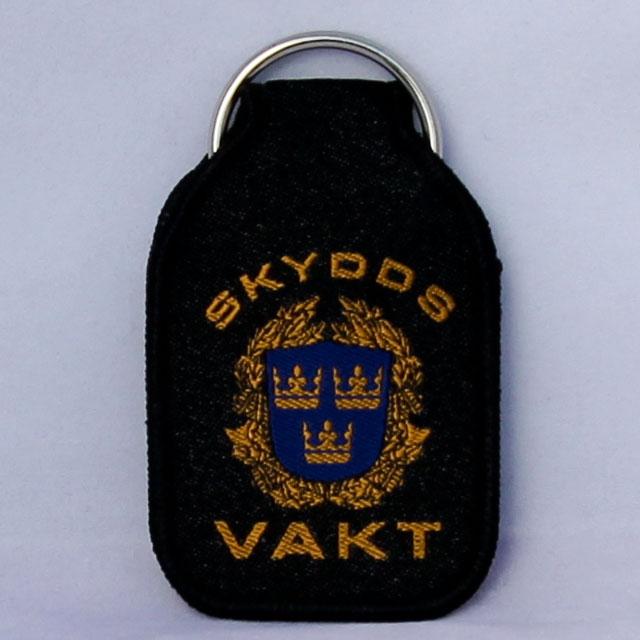 Skyddsvakt Nyckelring.