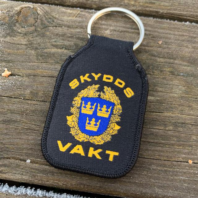 Skyddsvakt Nyckelring - M19 produktfoto