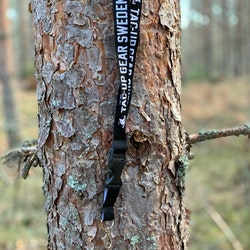 Lanyard Black/White
