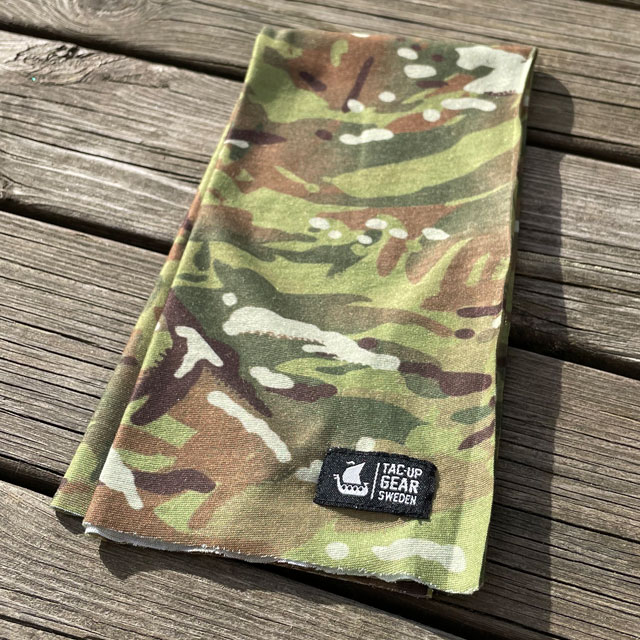 The Multiwrap Coolmax Camo from TAC-UP GEAR