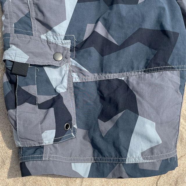 NEPTUNE Shorts M90 Grey thigh pocket