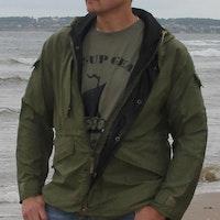 Nomad Jacket Green