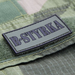 B-Styrka PVC Patch