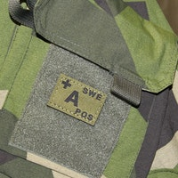 Bloodtype Hook Patch Green