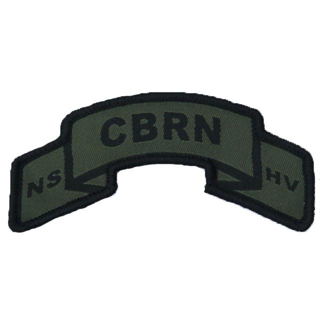 CBRN Hook Scroll Patch.
