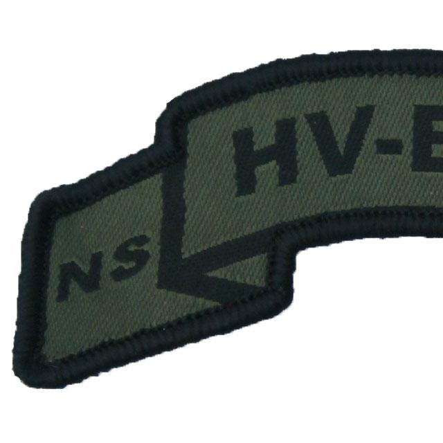 HV-BÅT Hook Scroll Patch.