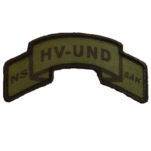 HV-UND Scroll Patch.