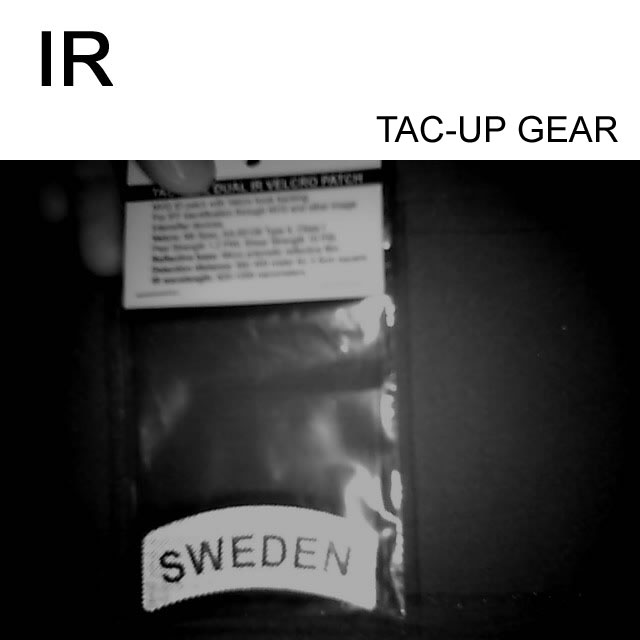 IR - JÄGARE Dual Grön/Svart.