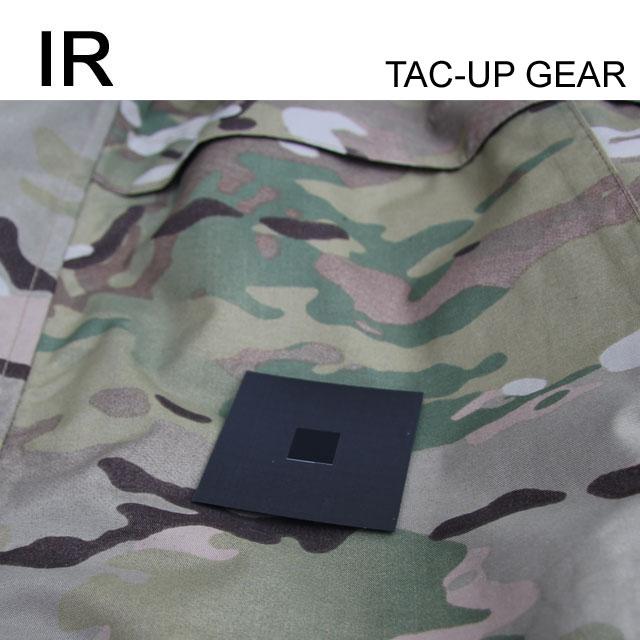 IR and FLIR IFF ID Märke Grön med multicam i bakgrunden.