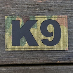 IR - K9 Multicam Hook Patch