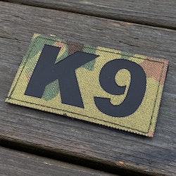 IR - K9 Multicam Hook Patch