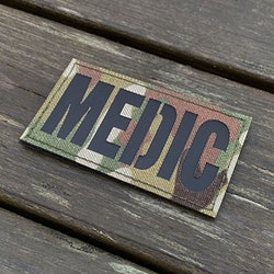 IR - MEDIC Multicam Hook Patch