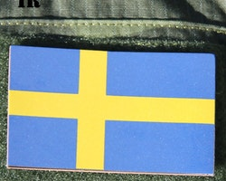 IR - Sverige Flagga