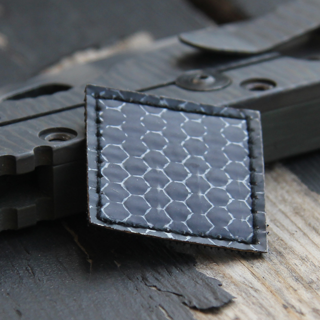 One of the patches included in the IR Tactical Glint Square x 6 Bundle.