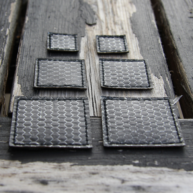 Full front product picture of the IR Tactical Glint Square x 6 Bundle.