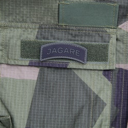 JÄGARE Green/Black/Green PVC Patch