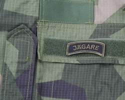 JÄGARE Hook Patch Green/Black/Green M14