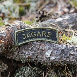 JÄGARE Patch Green/Black/Green M14
