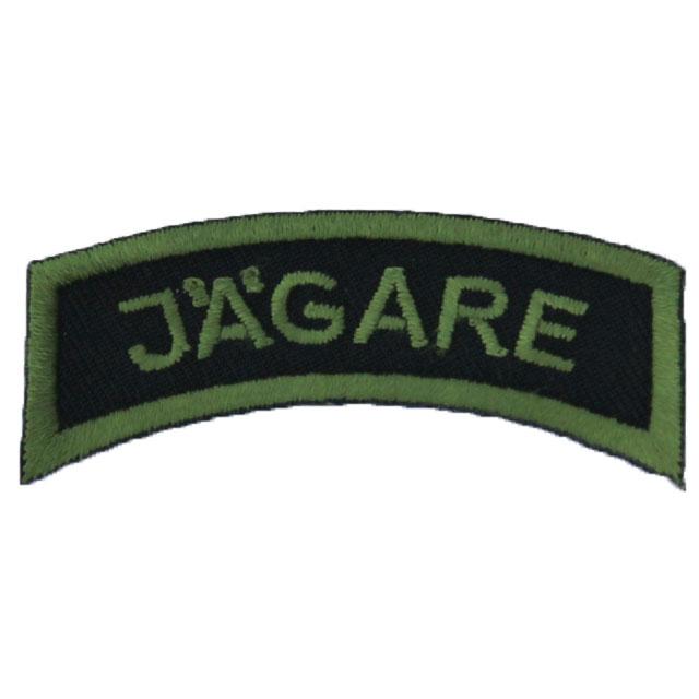 JÄGARE Patch Jungle Green.