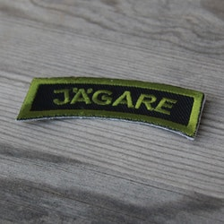 JÄGARE Patch Jungle Green
