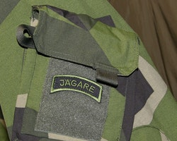 JÄGARE Hook Patch Jungle Green