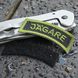 JÄGARE Hook Patch Jungle Green