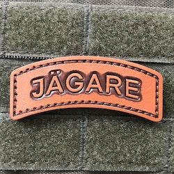 JÄGARE Leather Hook Patch