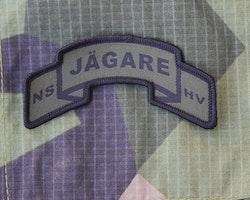 JÄGARE Scroll Patch