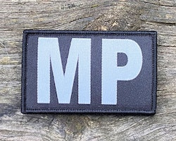 Militärpolis Patch