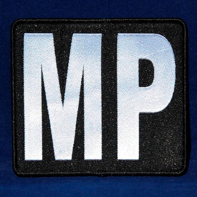 Militärpolis Large Patch.
