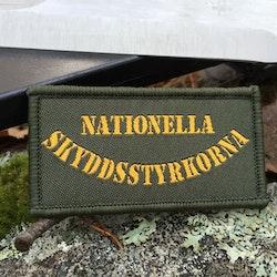 Nationella Skyddsstyrkorna Green Hook Patch