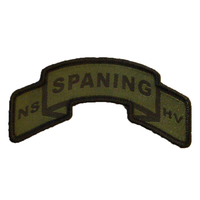 SPANING Scroll Patch.