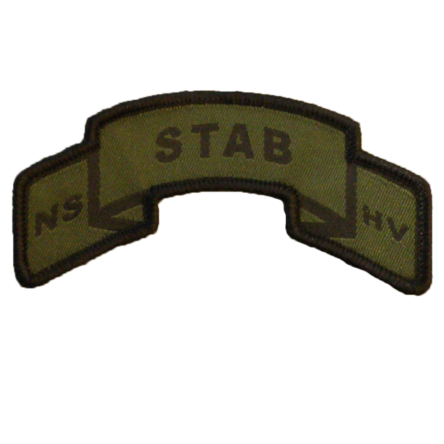STAB Scroll Patch.
