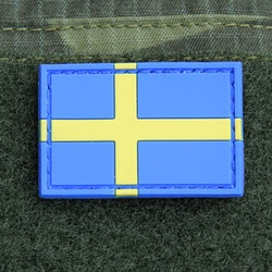 Sweden Flag PVC Arm Patch