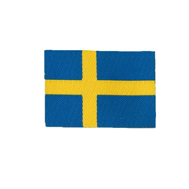 Sweden Flag Arm Patch.