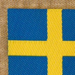 Sweden Flag Arm Patch