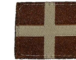 Sweden Flag Hook Subdued Desert