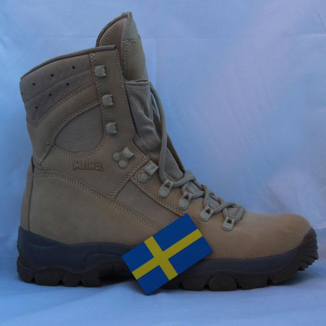Sweden Flag Large Hook Patch.
